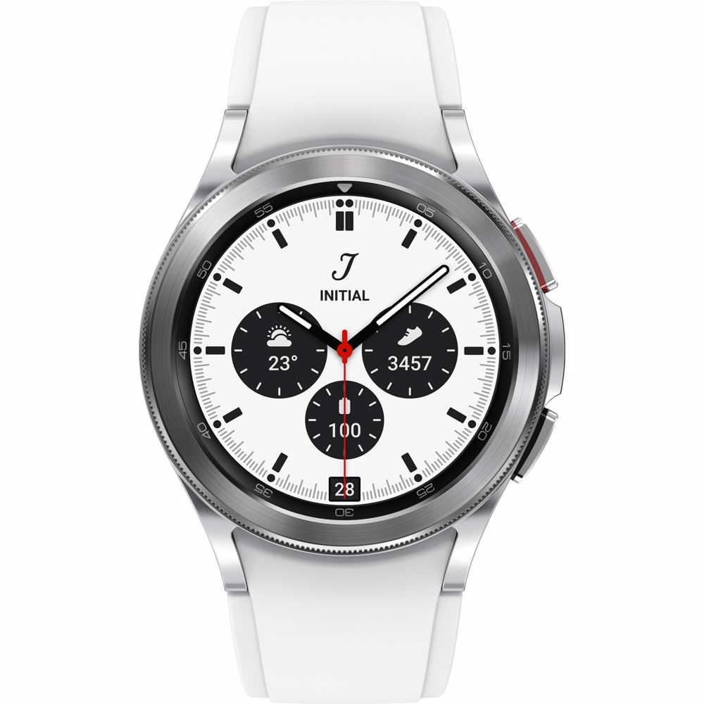 Samsung smartwatch Galaxy Watch4 Classic 42mm (Zilver)