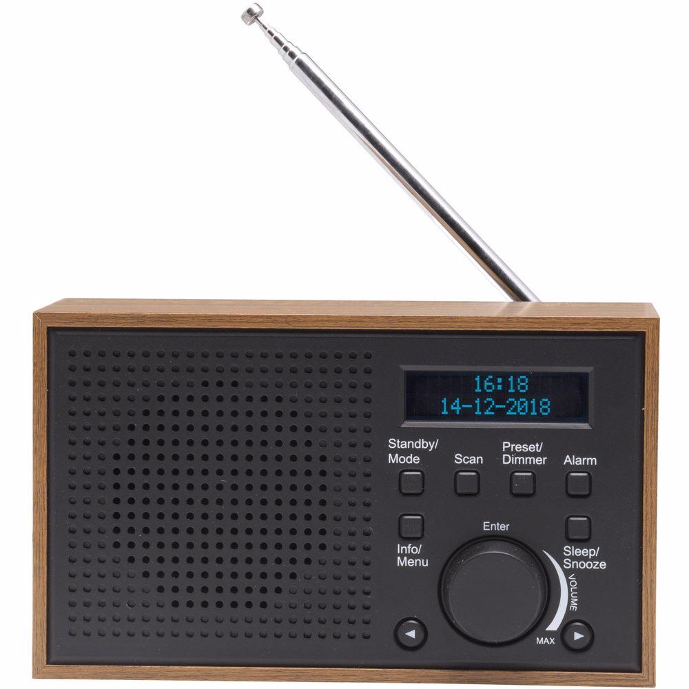 Denver DAB+ radio DAB-46 (Donkergrijs)