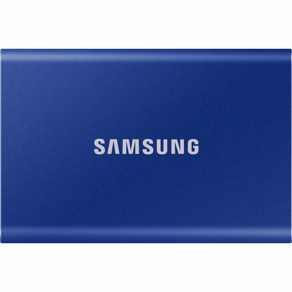 Samsung externe SSD T7 2TB (Blauw)