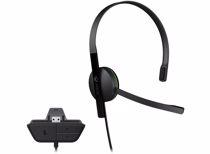 Microsoft gaming headset Xbox One Chat Headset (Zwart)