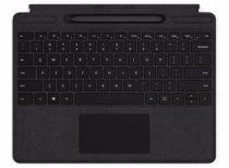 Microsoft toetsenbord Surface Pro X Singature Slim Cover (Zwart)