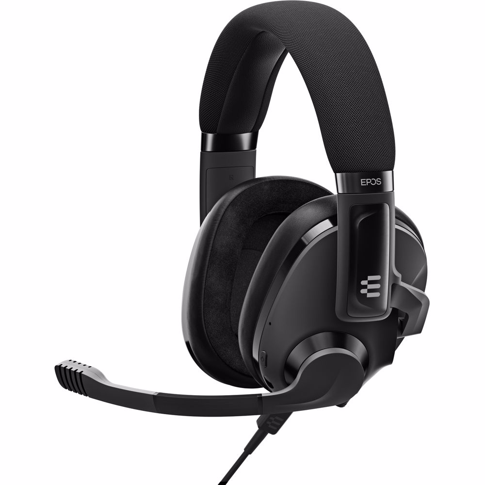 EPOS H3 Hybrid Draadloze headset Zwart