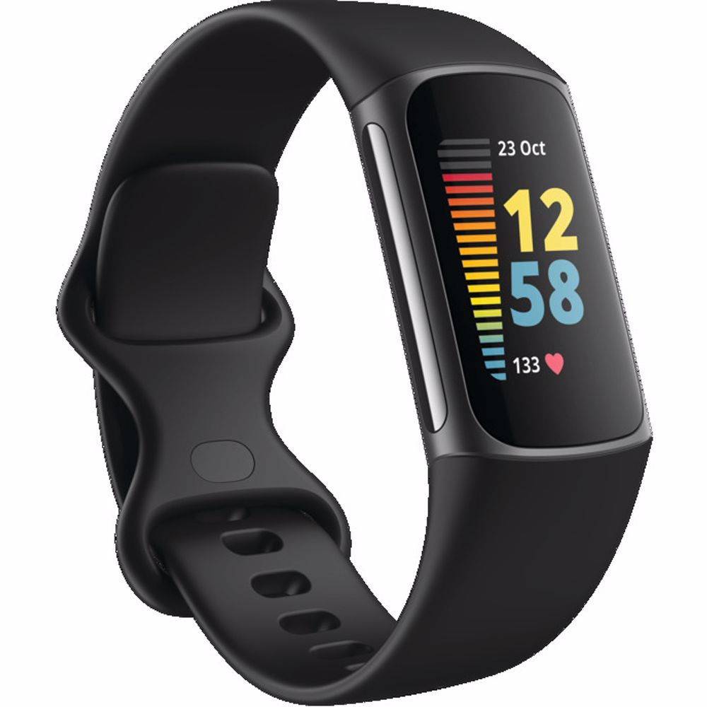 Fitbit Charge 5 (Zwart)