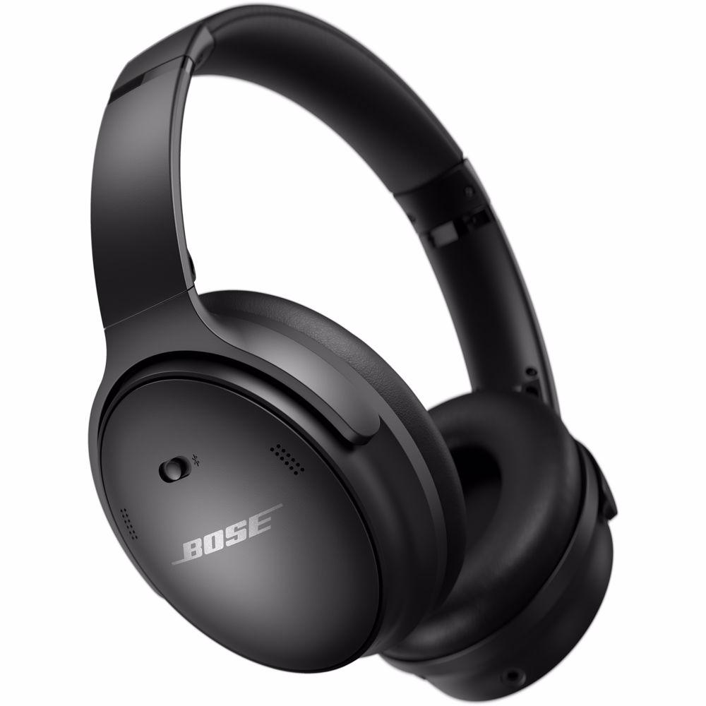 Bose draadloze koptelefoon QuietComfort 45 (Zwart)