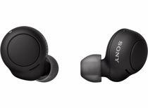 Sony draadloze in-ear oordopjes WFC500B (Zwart)