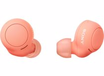 Sony draadloze in-ear oordopjes WFC500D (Roze)