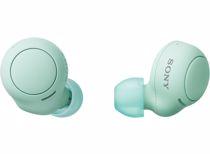 Sony draadloze in-ear oordopjes WFC500G (Groen)