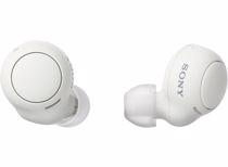 Sony draadloze in-ear oordopjes WFC500W (Wit)