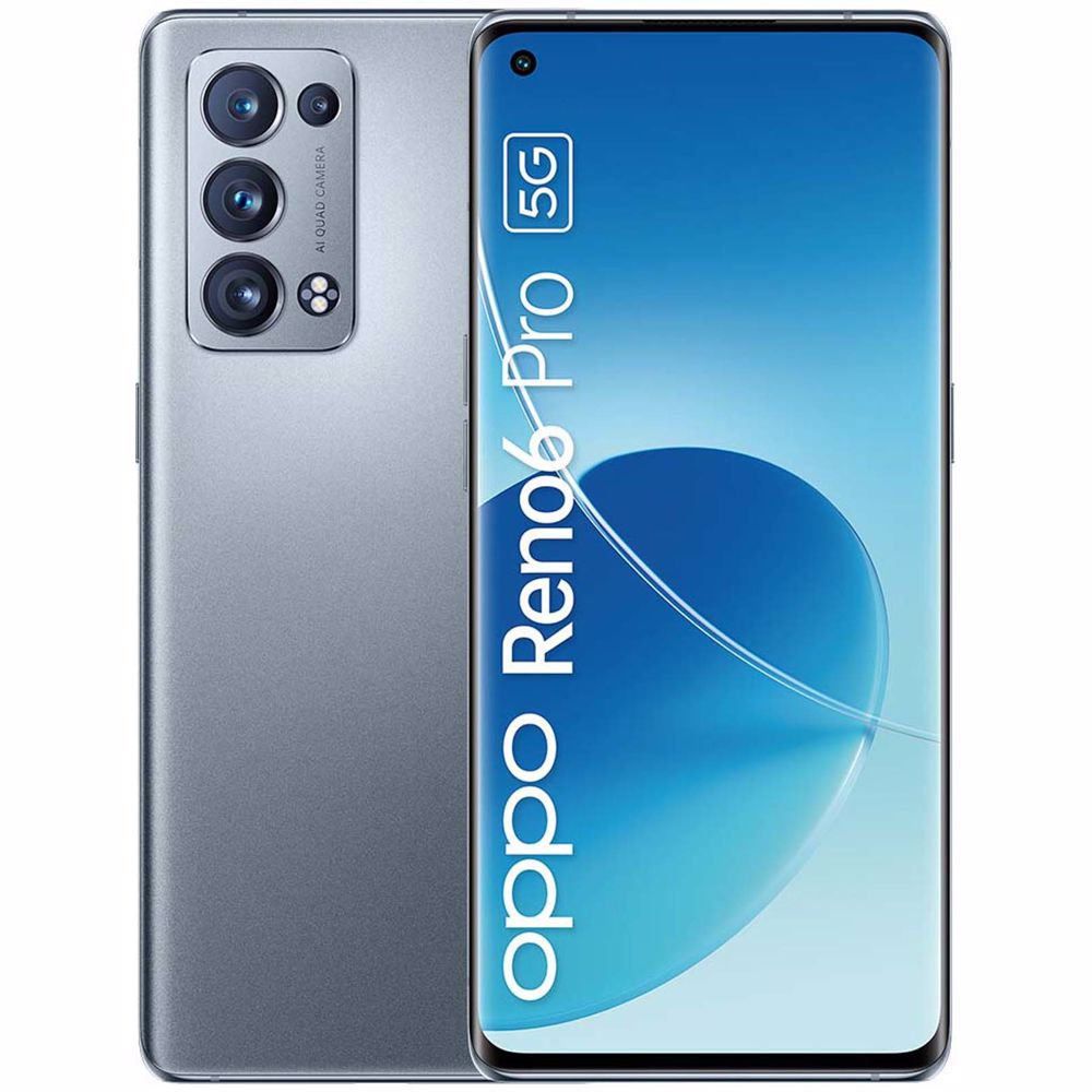 Oppo smartphone Reno 6 Pro (Lunar Grey)