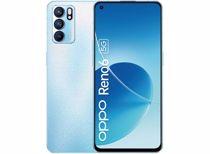 Oppo smartphone Reno 6 (Artic Blue)