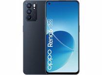 Oppo smartphone Reno6 (Stellar Black)