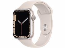 Apple Watch 7 GPS 45mm (Wit)