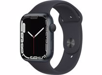 Apple Watch 7 GPS 45mm (Zwart)