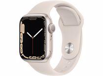 Apple Watch 7 GPS 41mm (Wit)