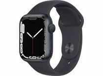 Apple Watch 7 GPS 41mm (Zwart)