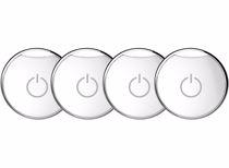 Bold slim deurslot afstandsbediening Clicker (4-pack)