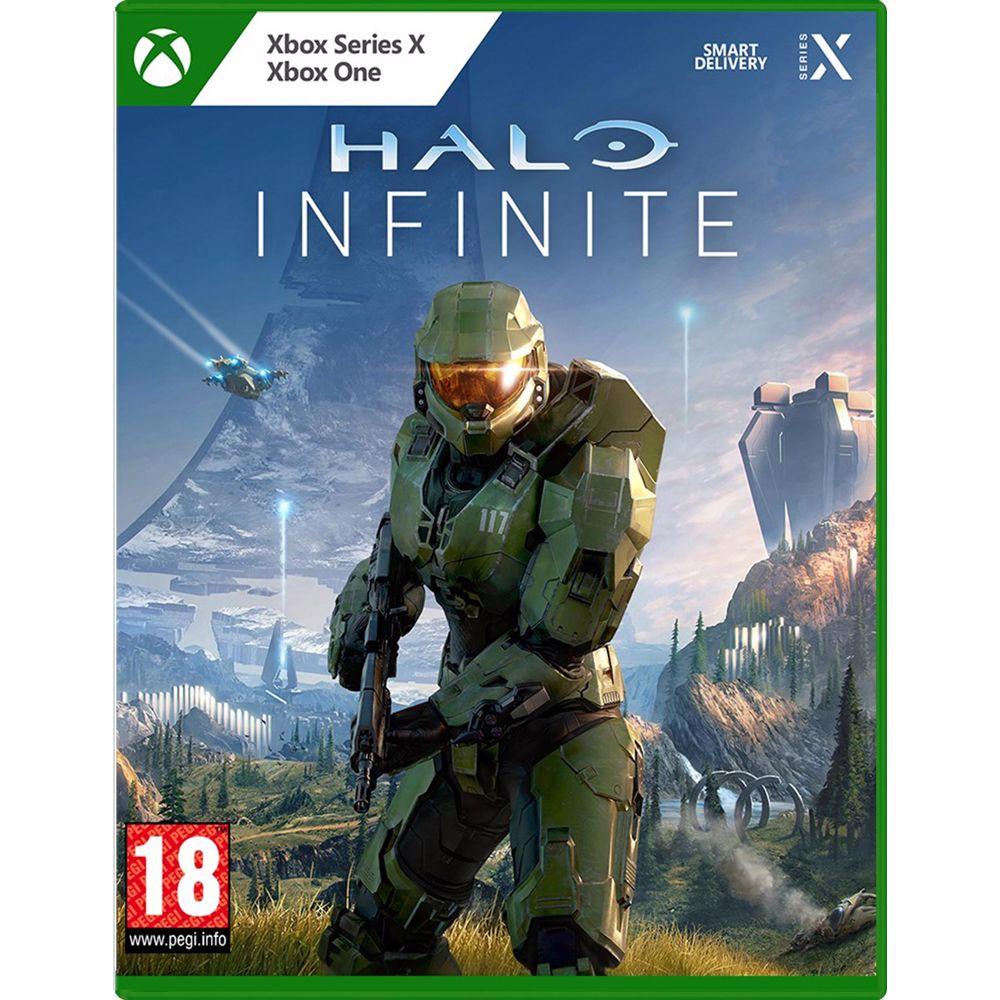 Halo Infinite Xbox Series X/Xbox One