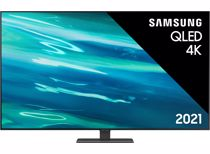 Samsung QLED 4K TV QE55Q80AATXXN Outlet