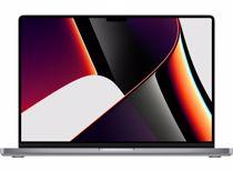 Apple MacBook Pro 16'' (2021) 512GB M1 Pro-chip (Grijs)