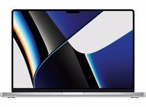 Apple MacBook Pro 16'' (2021) 1TB M1 Max-chip (Zilver)