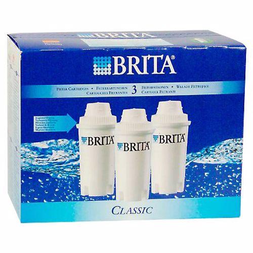 Brita filterpatronen Classic (3 stuks)