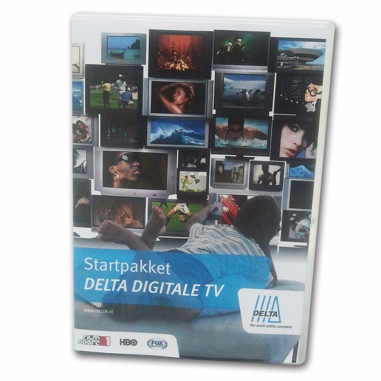 Delta smartcard (Starterkit)