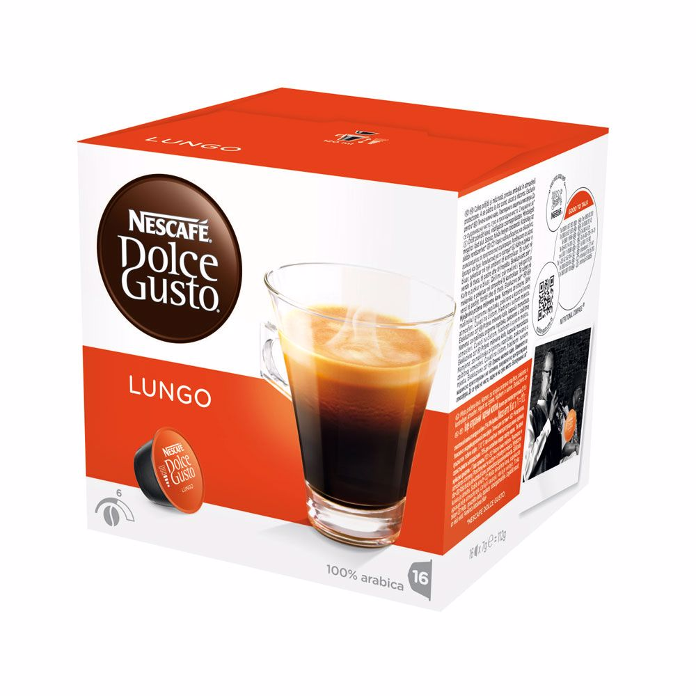 Dolce Gusto Lungo (16 capsules)