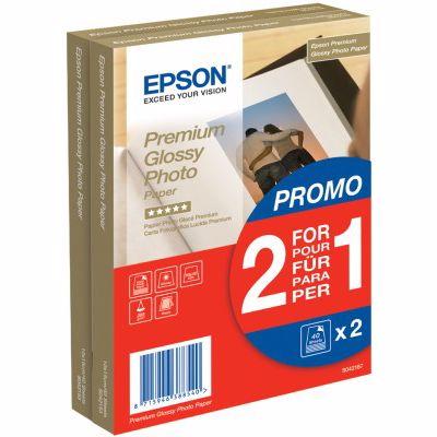 Epson 10x15 glossy fotopapier SO42167 (80 vel)