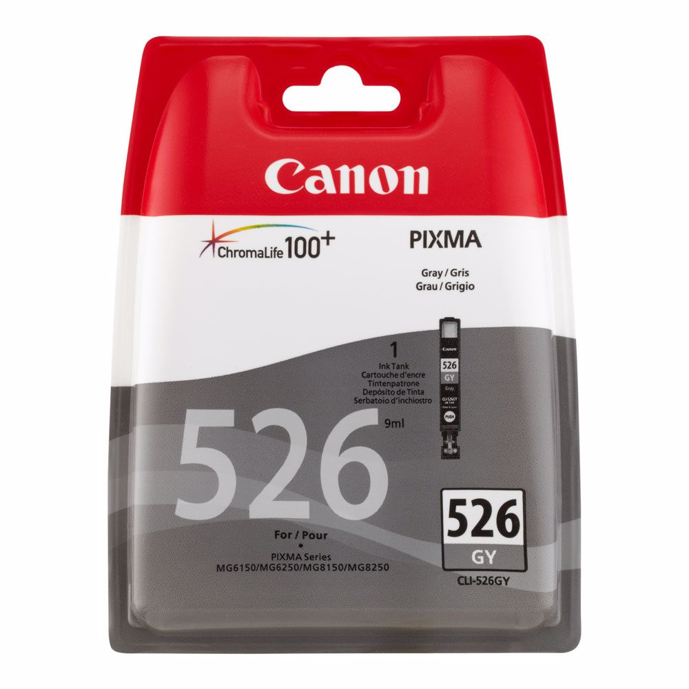 Canon cartridge CLI-526 GR (grijs)