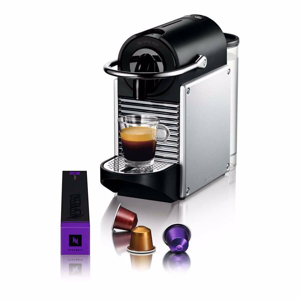 Nespresso Magimix koffieapparaat Pixie M112 (Aluminium)