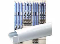 Cavus aluminium kabelgoot 60x6cm - Wit