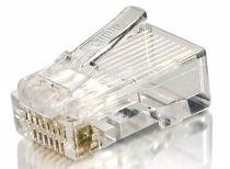 Digitus RJ46 (cat6) netwerkconnectoren  (10 stuks)