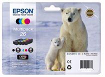Epson cartridge voordeelpak T2614 BK + CL