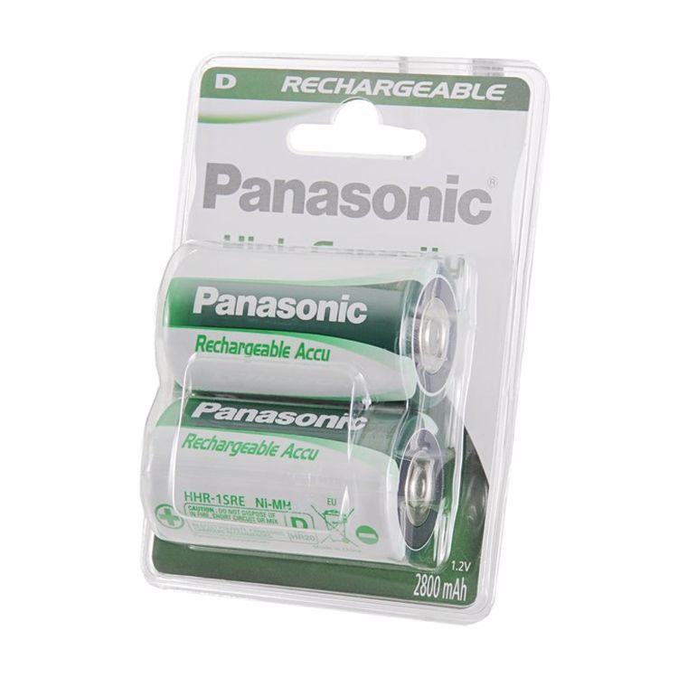 Panasonic oplaadbare batterijen P20P