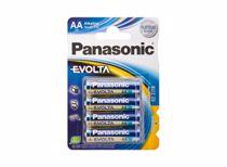Panasonic penlight batterijen LR6EGE4BP (4 stuks)