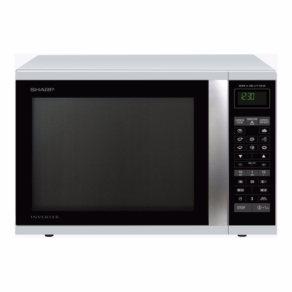 Sharp R-971INW microwave