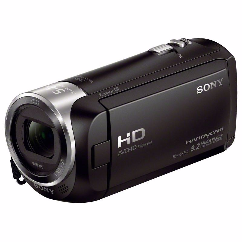 Sony camcorder HDR-CX240EB