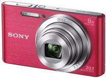 Sony compact camera DSC-W830 (Roze)