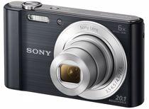 Sony compact camera DSC-W810 (Zwart)