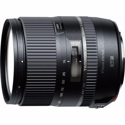 Tamron objectief 16-300mm F/3.5-6.3 DiIIPZD(Canon)