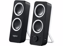 Logitech PC speakersysteem Z200 (Zwart)