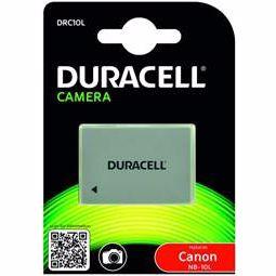 Duracell Canon NB-10L accu