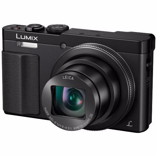 Panasonic compact camera Lumix DMC-TZ70 Zwart