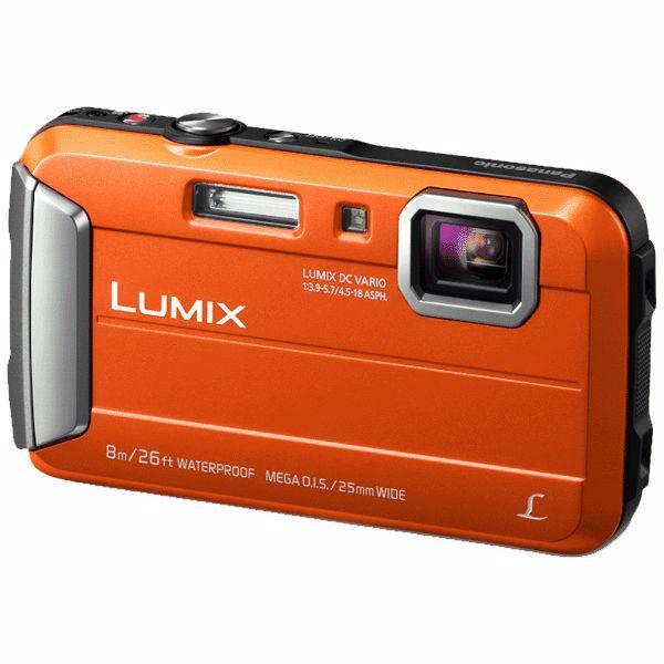 Panasonic compact camera Lumix DMC-FT30 Oranje