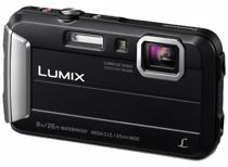 Panasonic compact camera Lumix DMC-FT30 Zwart