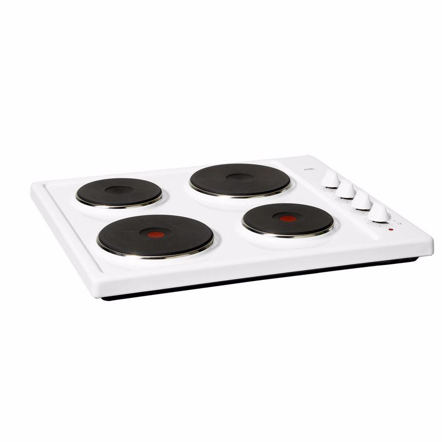 Etna elektrische kookplaat KEV158 (wit)