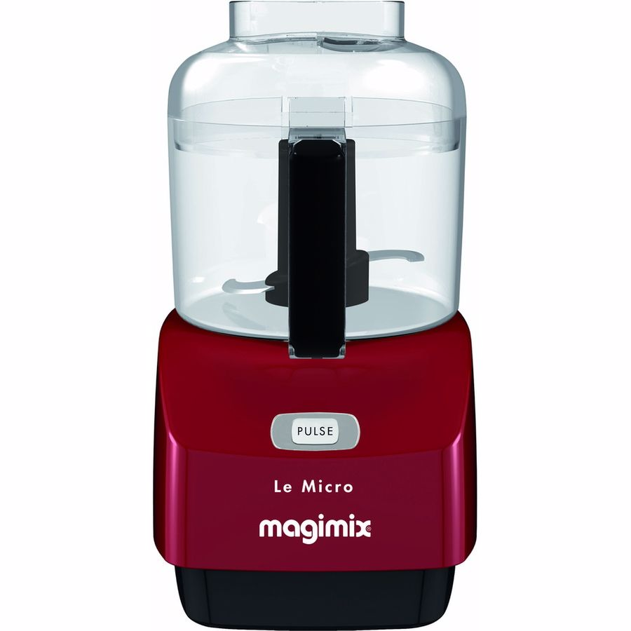 Magimix hakmolen Le Micro 18114NL (rood)